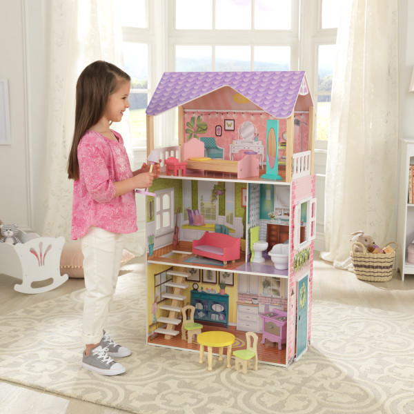 Kidkraft Poppy Dollhouse2