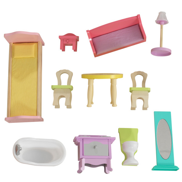 Kidkraft Poppy Dollhouse3