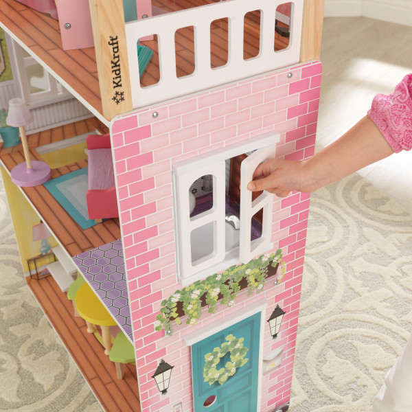Kidkraft Poppy Dollhouse4