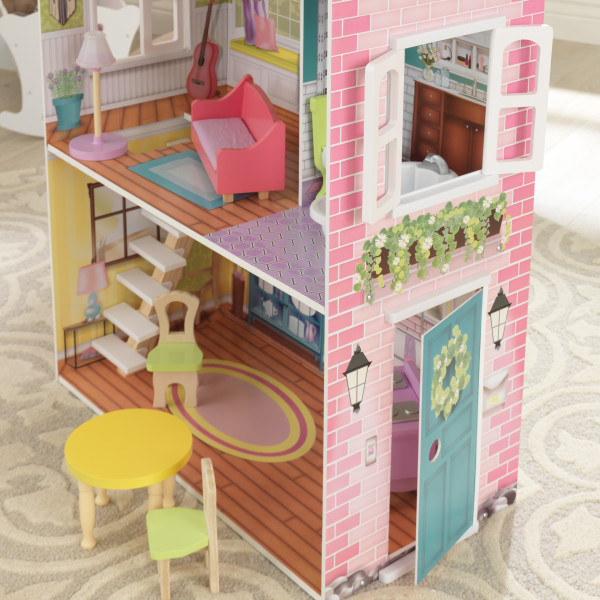 Kidkraft Poppy Dollhouse5