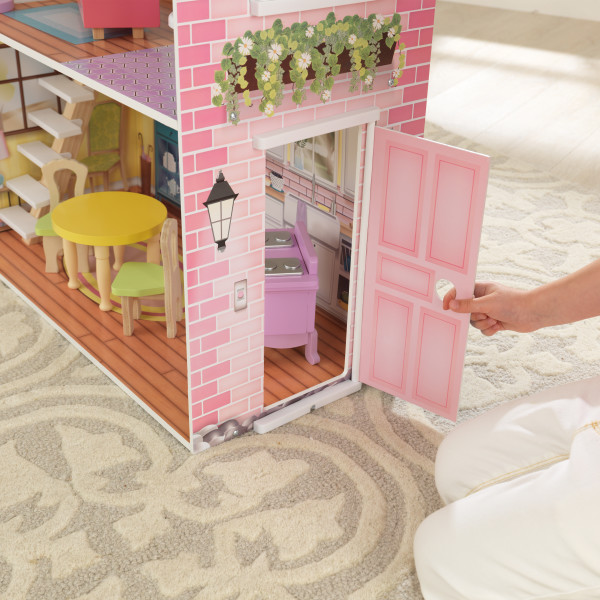 Kidkraft Poppy Dollhouse6