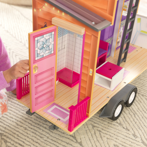 Kidkraft Teeny House Dollhouse10