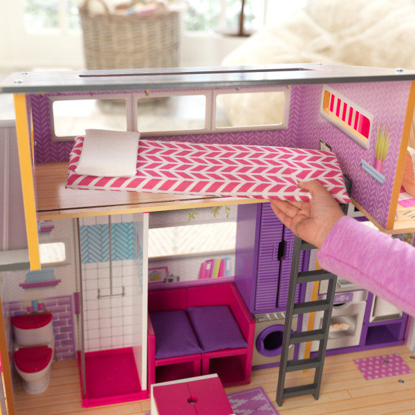 Kidkraft Teeny House Dollhouse11