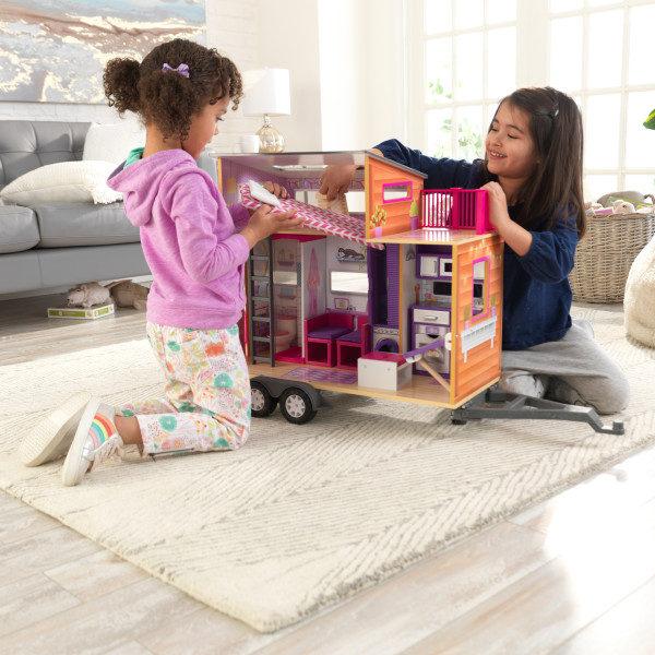 Kidkraft Teeny House Dollhouse12