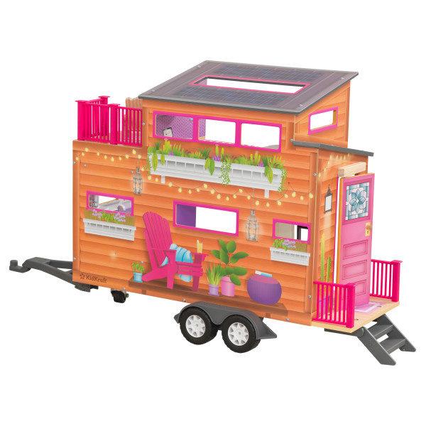 Kidkraft Teeny House Dollhouse13