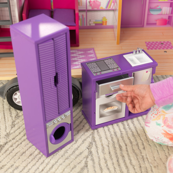 Kidkraft Teeny House Dollhouse4