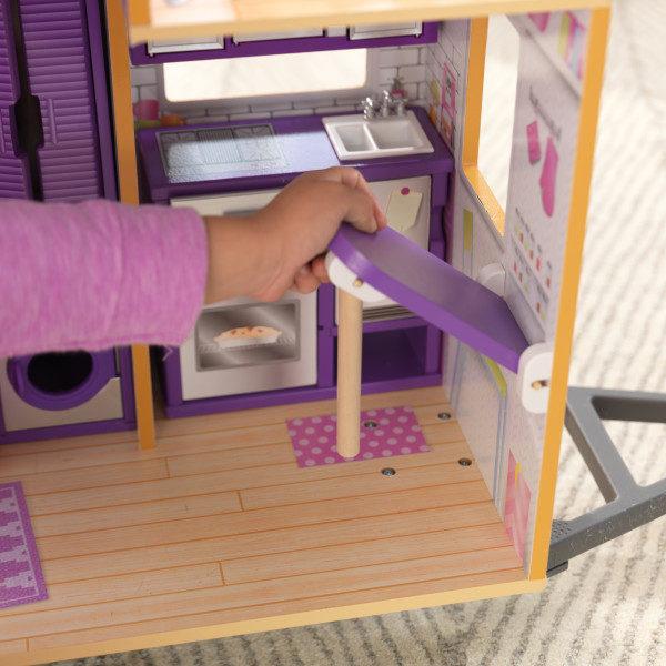 Kidkraft Teeny House Dollhouse5