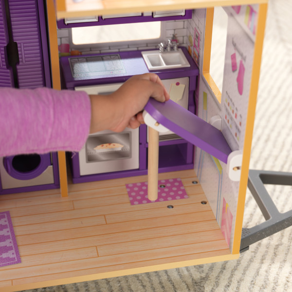 Kidkraft Teeny House Dollhouse5