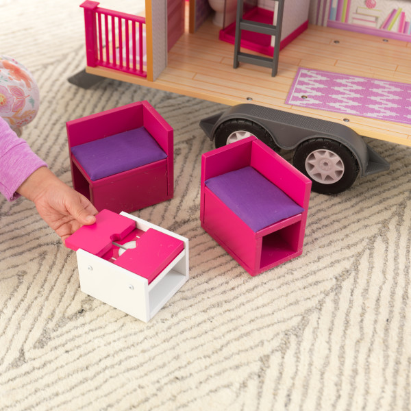 Kidkraft Teeny House Dollhouse8