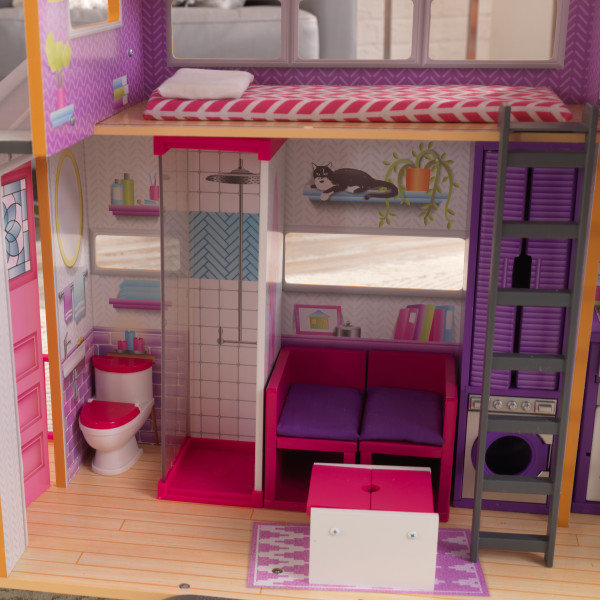Kidkraft Teeny House Dollhouse9