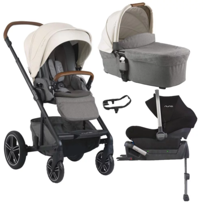 Nuna Mixx Isofix Travel System - Birch