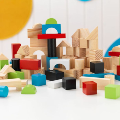 Wooden Block Set kidkraft