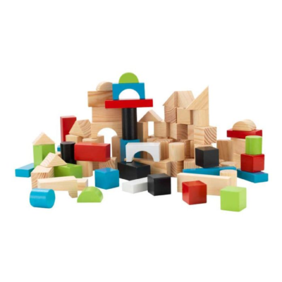 Wooden Block Set kidkraft1
