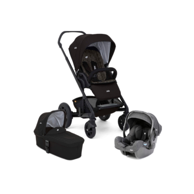 Joie Chrome DLX i-Gemm Travel System - Dots