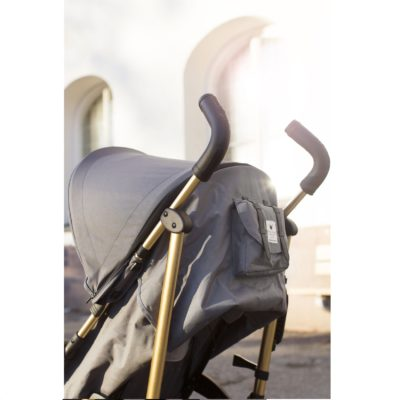 Elodie details Stockholm Stroller, Travel Bag and Accessories - Golden Grey