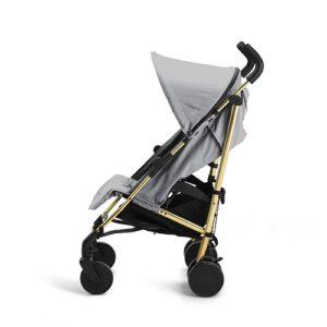 Elodie details Stockholm Stroller, Travel Bag and Accessories - Golden Grey