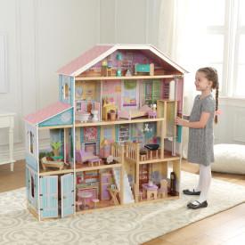 grandview mansion dollhouse kidkraft