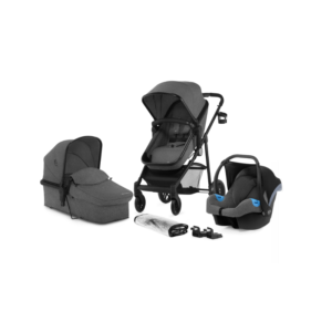 Kinderkraft Juli Travel System - Grey