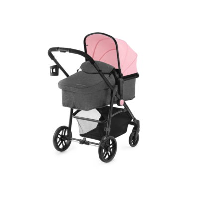 Kinderkraft Juli Travel System - Pink