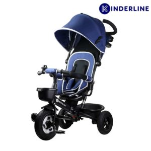 kinderline trike blue