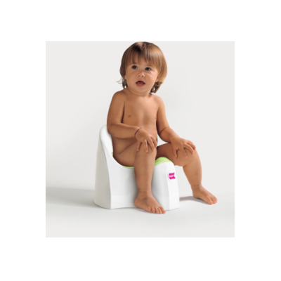 Okbaby Pasha Potty - White