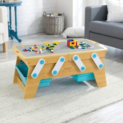Building Bricks Play N Store Table5