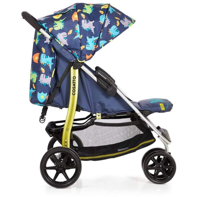 Cosatto Busy Go Stroller - Dragon Kingdom1