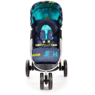 Cosatto Busy Go Stroller - Dragon Kingdom3