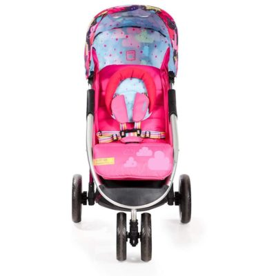 Cosatto Busy Go Stroller - Fairy Clouds2