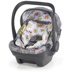 Cosatto Dock I-Size Group 0+ Car Seat - Dawn Chorus