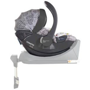 Cosatto Dock I-Size Group 0+ Car Seat - Dawn Chorus1
