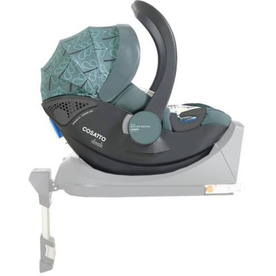 Cosatto Dock I-Size Group 0+ Car Seat - Fjord1