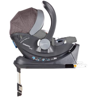 Cosatto Dock I-Size Group 0+ Car Seat - Mister Fox1
