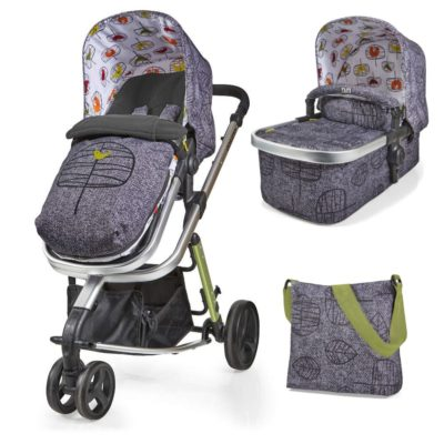 Cosatto Giggle 2 Pram and Pushchair - Dawn Chorus