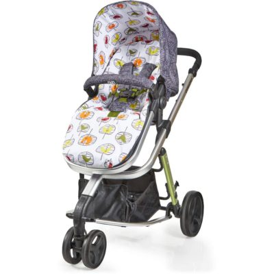 Cosatto Giggle 2 Pram and Pushchair - Dawn Chorus5