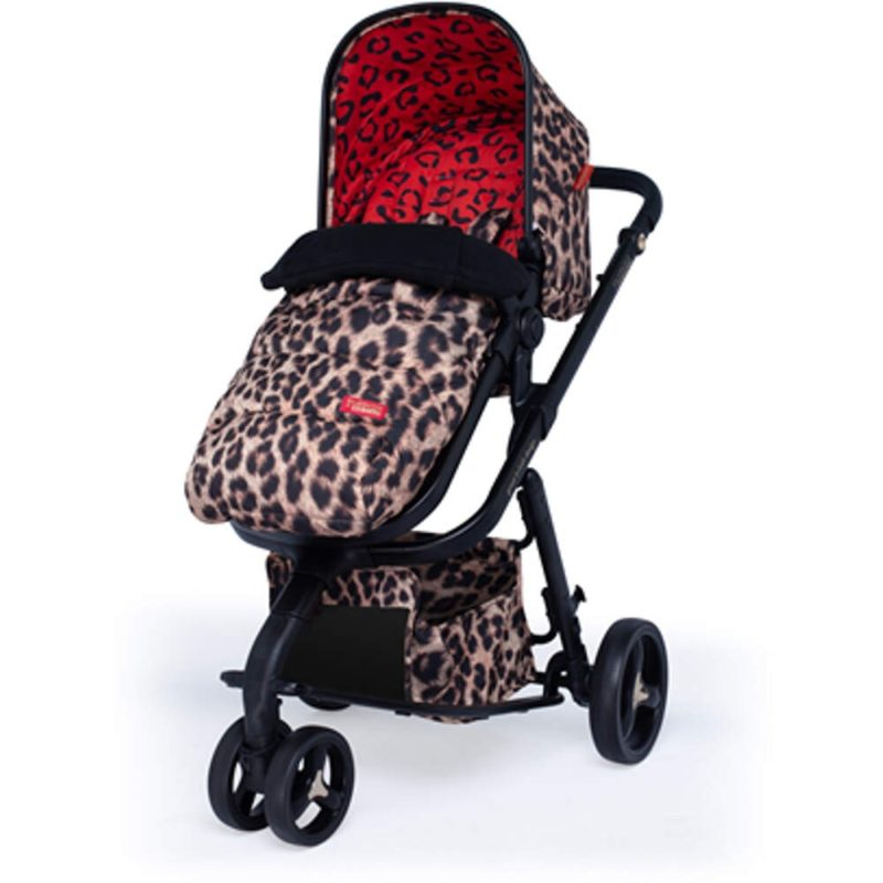 Cosatto Giggle 3 Special Edition Pram and Pushchair - Hear Us Roar2