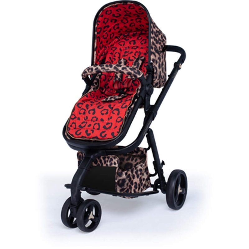 Cosatto Giggle 3 Special Edition Pram and Pushchair - Hear Us Roar3