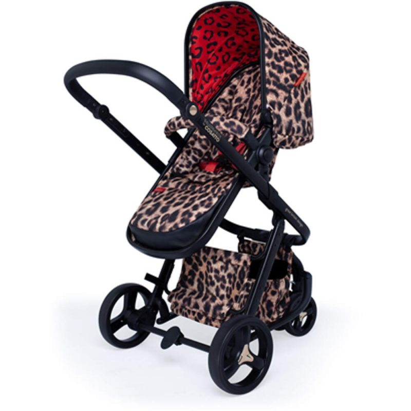 Cosatto Giggle 3 Special Edition Pram and Pushchair - Hear Us Roar4
