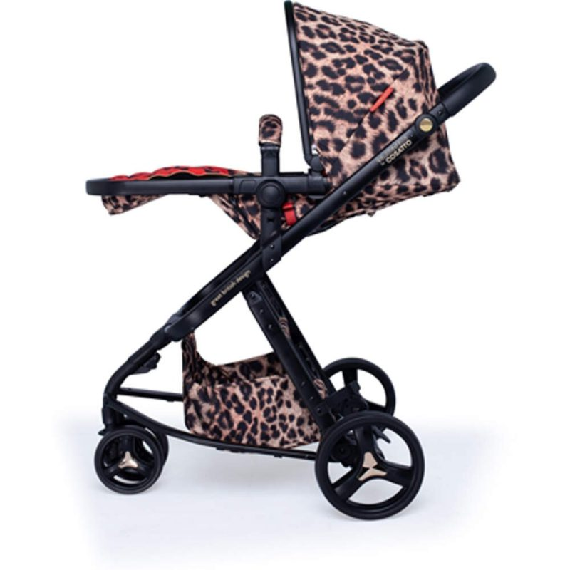 Cosatto Giggle 3 Special Edition Pram and Pushchair - Hear Us Roar5