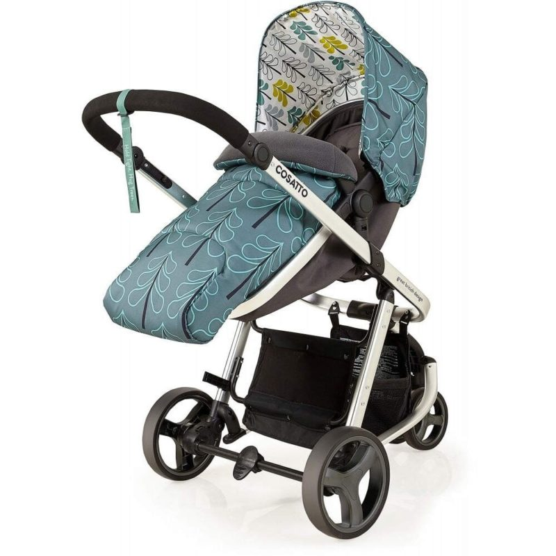 Cosatto Giggle Mix Pram and Pushchair - Fjord2