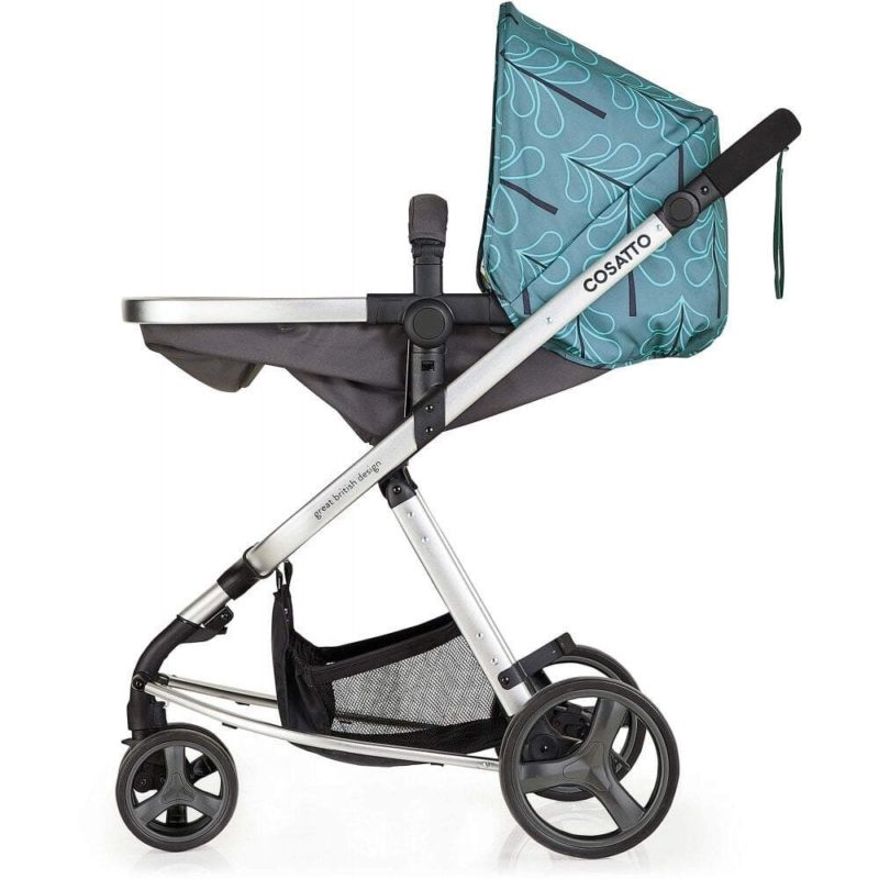 Cosatto Giggle Mix Pram and Pushchair - Fjord3