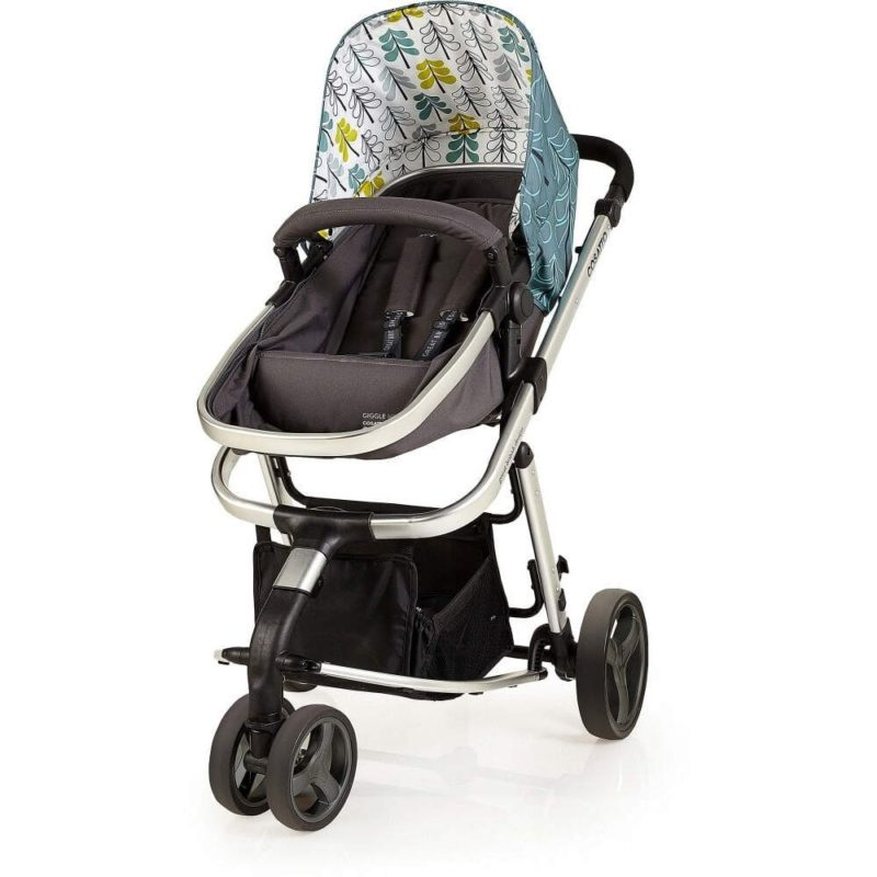 Cosatto Giggle Mix Pram and Pushchair - Fjord4