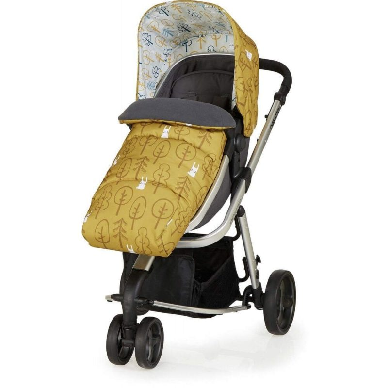 Cosatto Giggle Mix Pram and Pushchair - Hop To It1