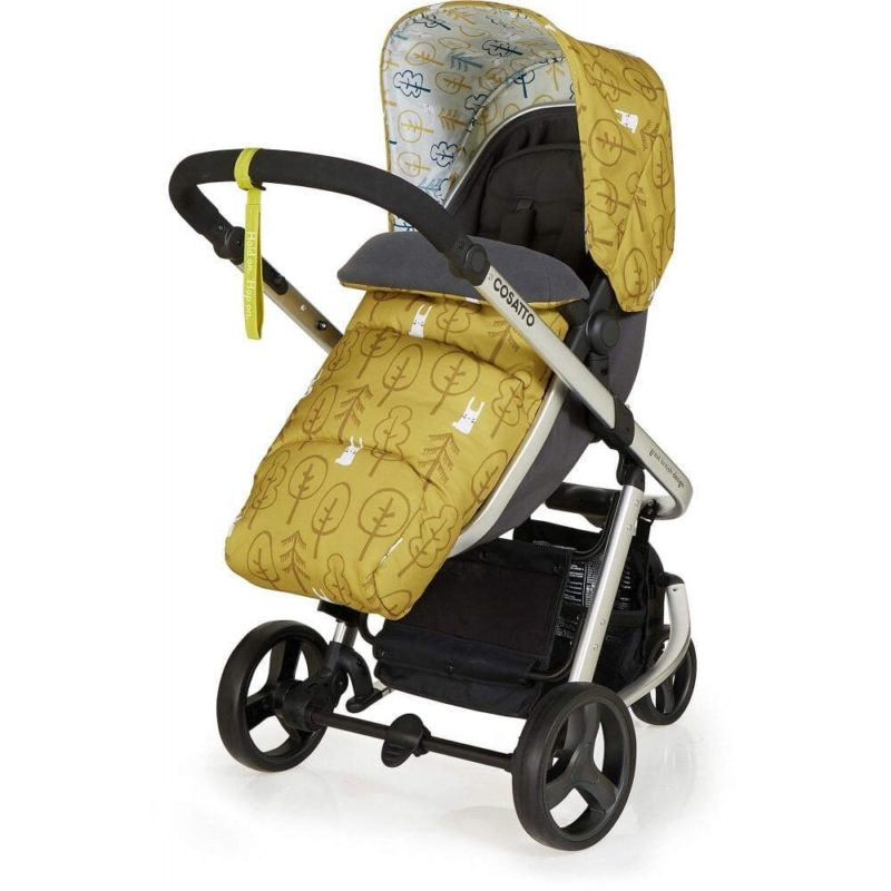 Cosatto Giggle Mix Pram and Pushchair - Hop To It2