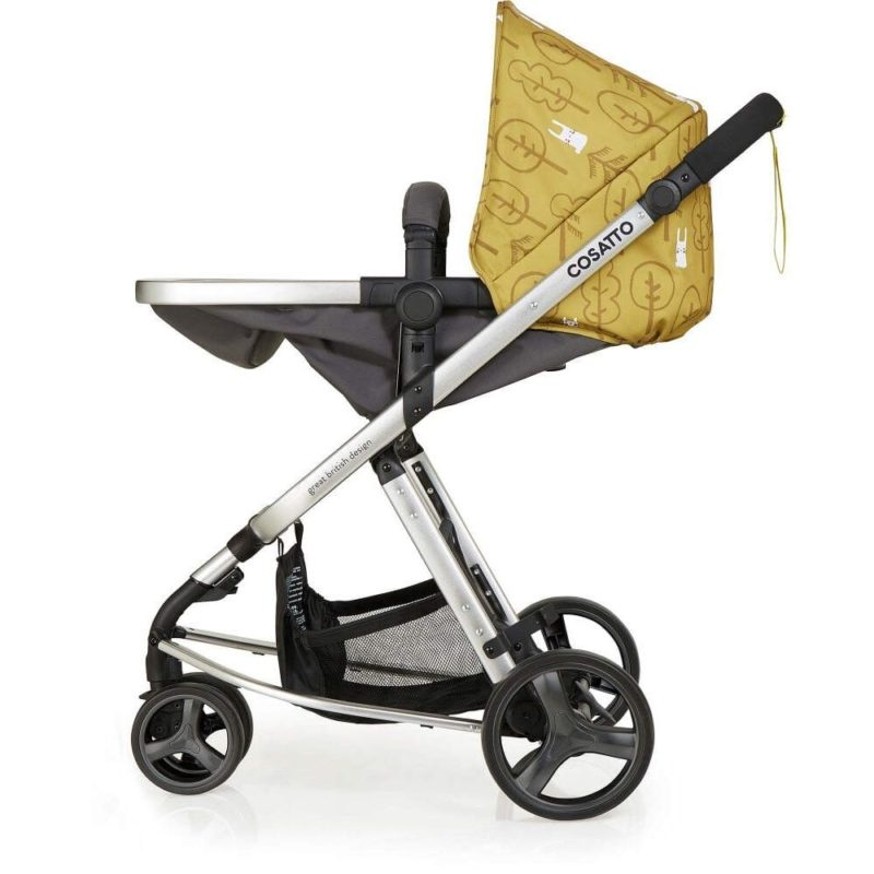 Cosatto Giggle Mix Pram and Pushchair - Hop To It3