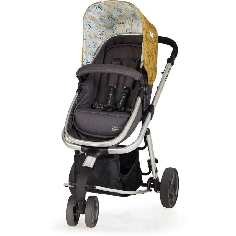 Cosatto Giggle Mix Pram and Pushchair - Hop To It4