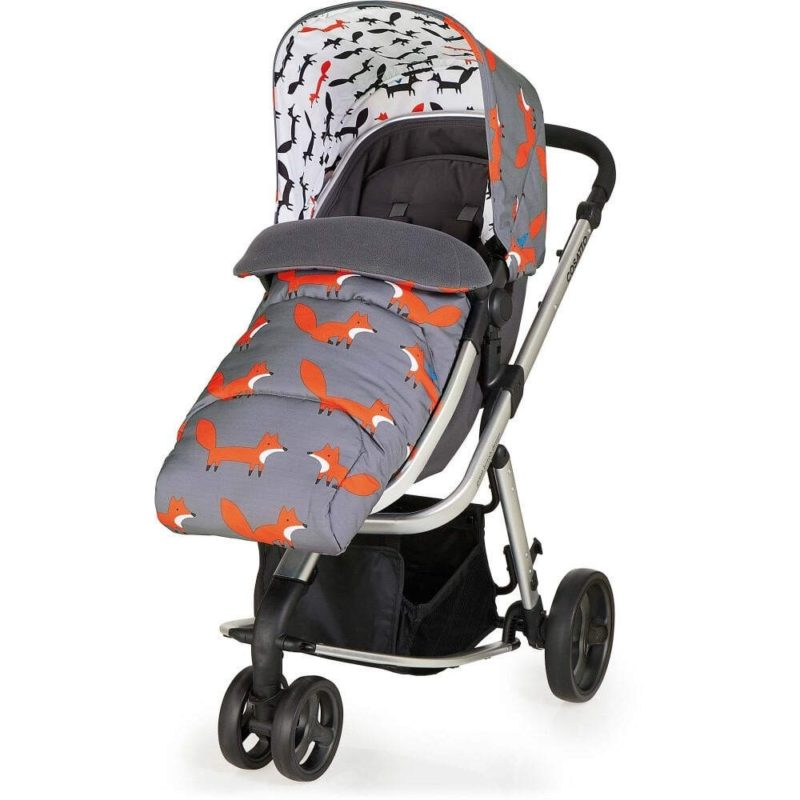 Cosatto Giggle Mix Pram and Pushchair - Mister Fox1