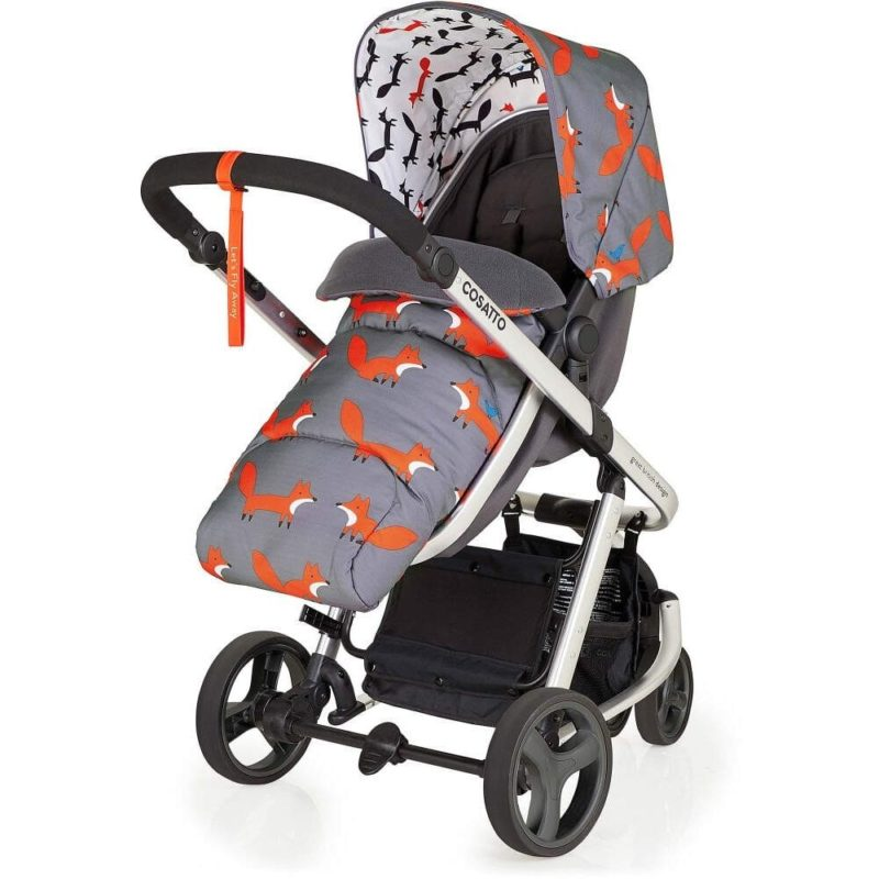 Cosatto Giggle Mix Pram and Pushchair - Mister Fox2