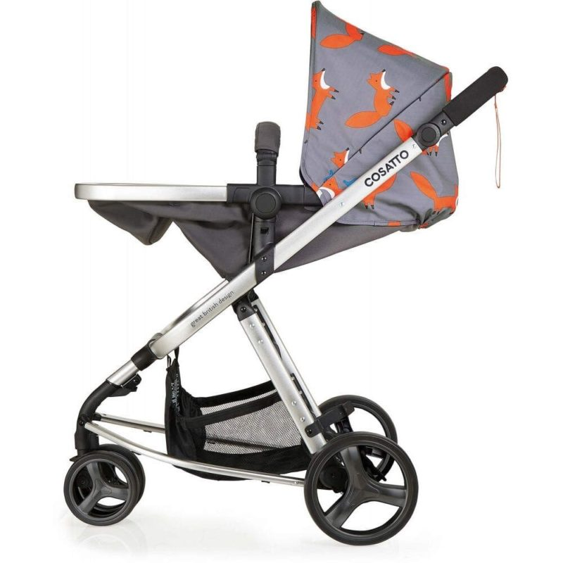 Cosatto Giggle Mix Pram and Pushchair - Mister Fox3