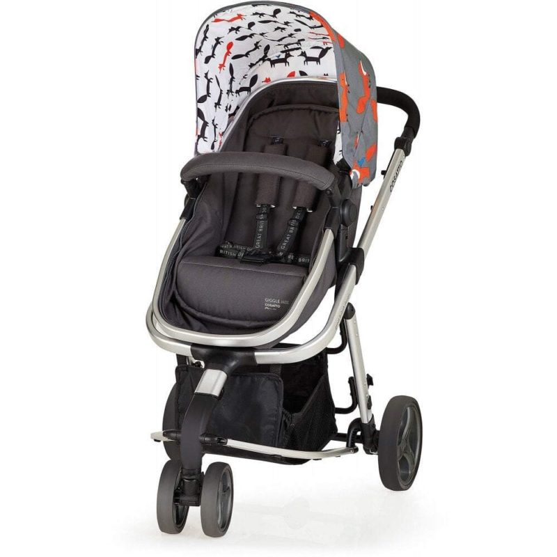 Cosatto Giggle Mix Pram and Pushchair - Mister Fox4